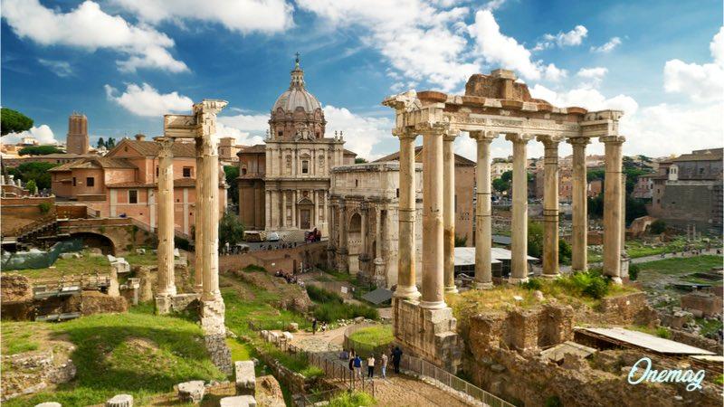 I più bei siti archeologici, Roma Foro Romano