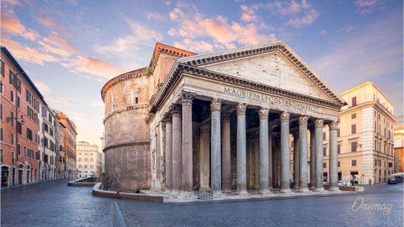 Viaggio a Roma, il Pantheon