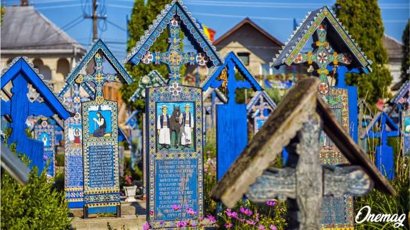 Cimitero Allegro Romania