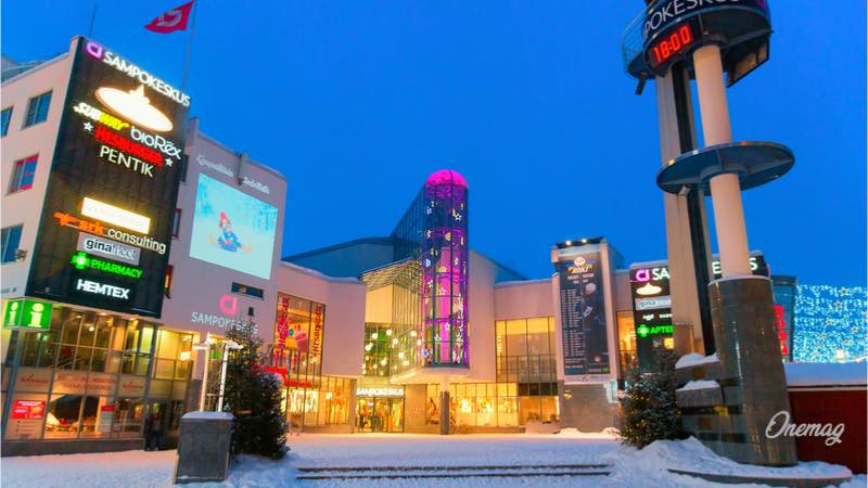 Rovaniemi, il villaggio di Babbo Natale