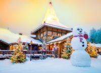 Rovaniemi, la Casa di Babbo Natale