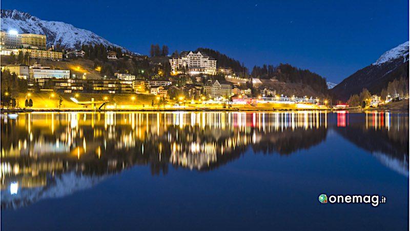 St. Moritz, notturno