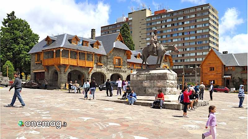Bariloche, centro cittadino