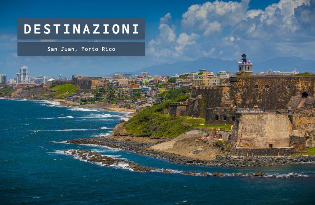 San Juan, la capitale di Porto Rico