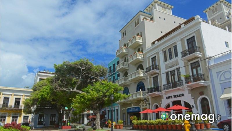 Edificio storico di Porto Rico