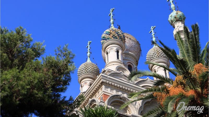 Sanremo, visitare la Chiesa Russa Ortodossa