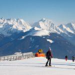 Dove sciare in Alto Adige