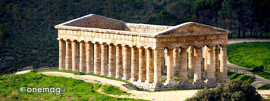 Segesta, tempio