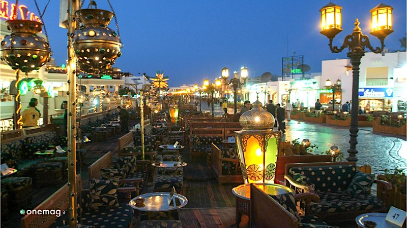 Cosa vedere a Sharm El Sheik, Na'ama Bay