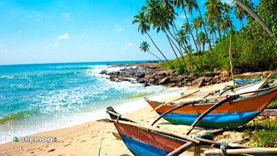 Sri Lanka, il mare