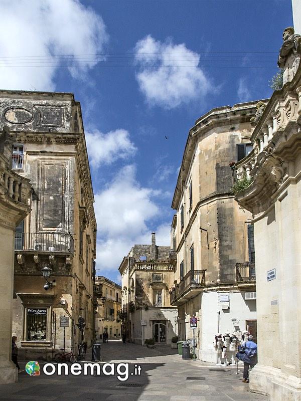 Storia di Lecce: i quartieri storici del capoluogo salentino