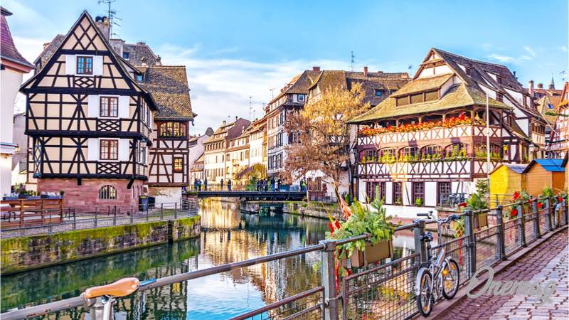 Weekend in Francia, Strasburgo