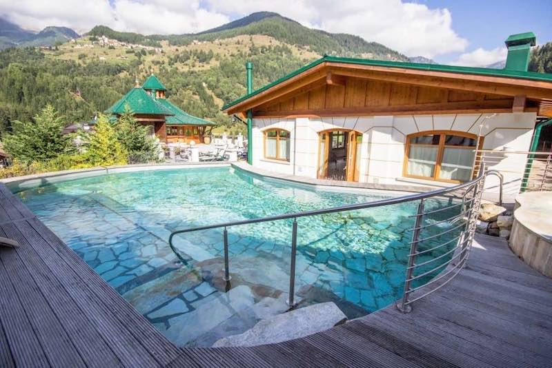 Le migliori terme del Trentino Alto Adige, Kristania