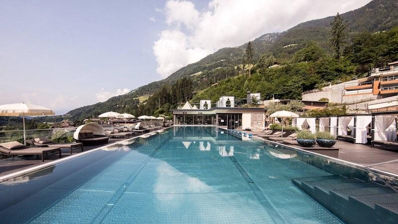 Le migliori terme del Trentino Alto Adige, Quellenhof