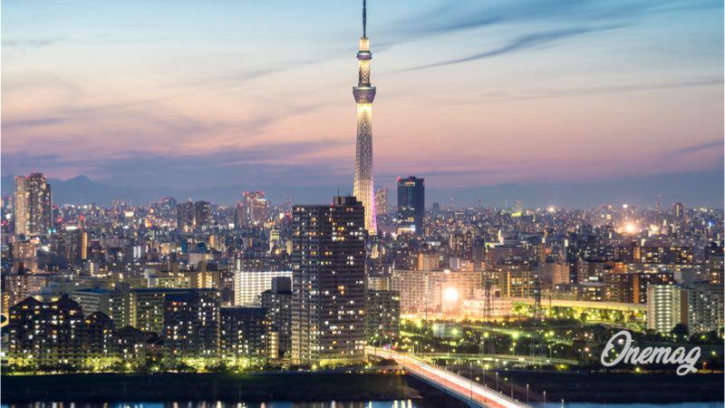 Gli edifici più alti del mondo, Tokyo Skytree