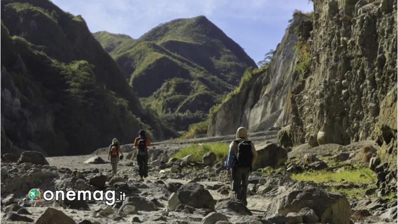 Filippine, Trekking
