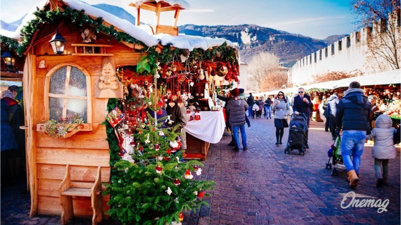 Cosa vedere a Trento, mercatino di Natale