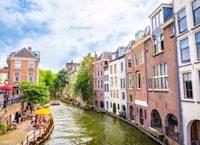 Una passeggiata ad Utrecht, Olanda