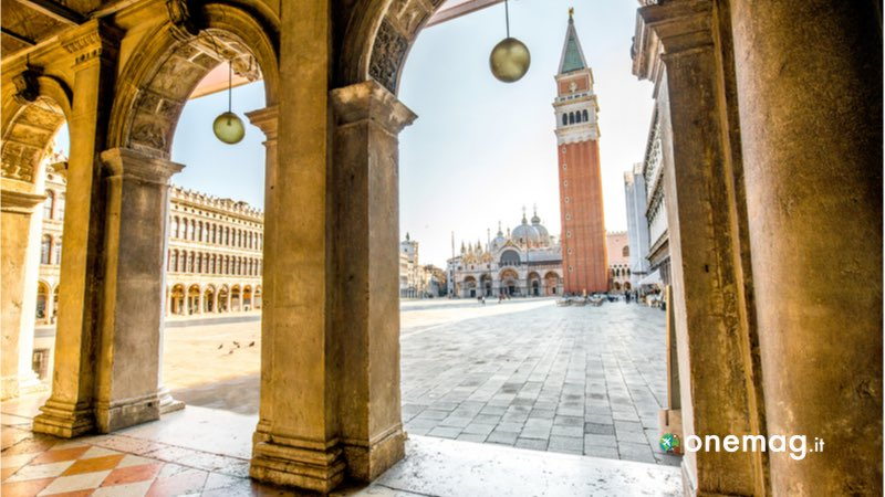 Venezia, Museo Correr arcate