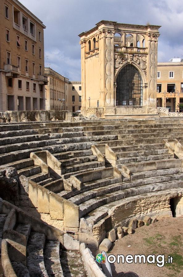Visitare Lecce: Anfiteatro