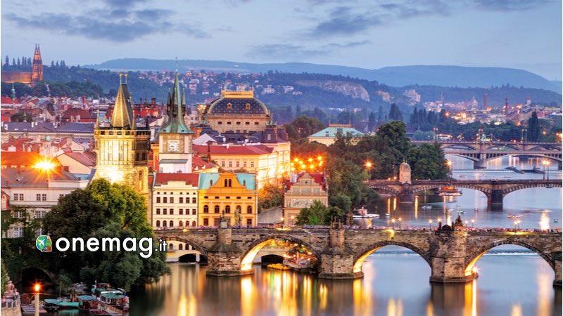 Visitare Praga