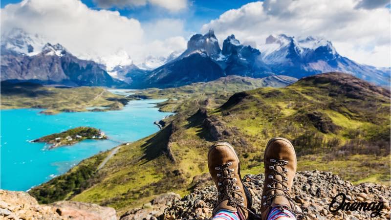 Patagonia, l'America meridionale