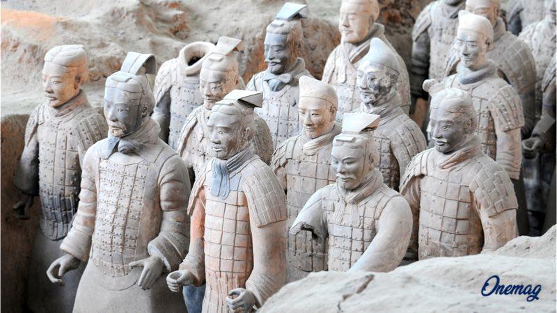 I più bei siti archeologici del mondo, Xian Cina