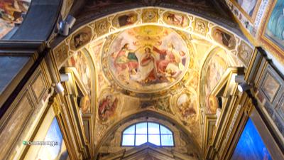 Abbazia di San Michele Arcangelo, interno