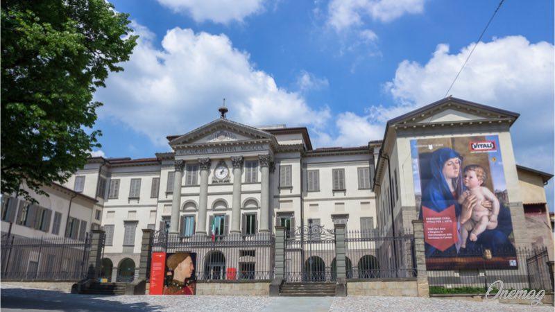Visitare Accademia Carrara a Bergamo