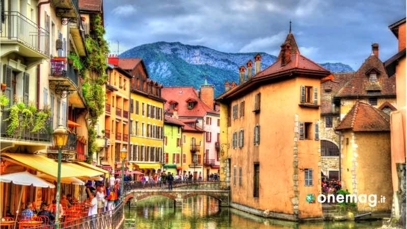 Annecy, centro storico