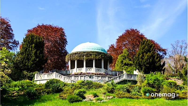 Cosa vedere a Baden bei Wien, Kurkpark