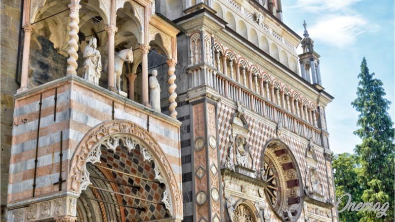 Visitare Basilica di Santa Maria Maggiore a Bergamo