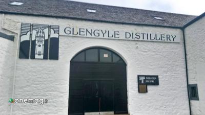 Campbeltown, distillerie