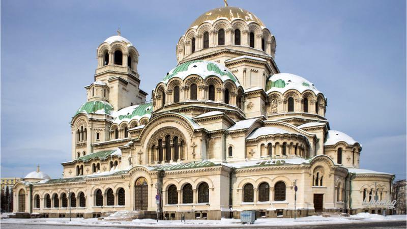 Bulgaria, Cattedrale di Aleksandr Nevskij