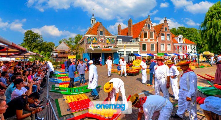 Cosa vedere a Edam, la città del formaggio