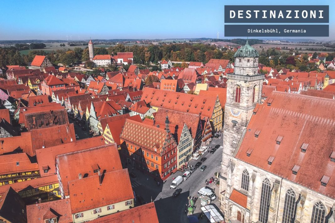 Cosa vedere a Dinkelsbuhl in Germania