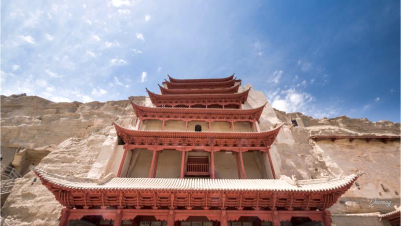 Dūnhuáng, Cina