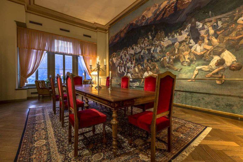 Grand Hotel Giessebach