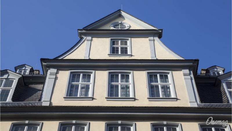 Francoforte, la città di Goethe
