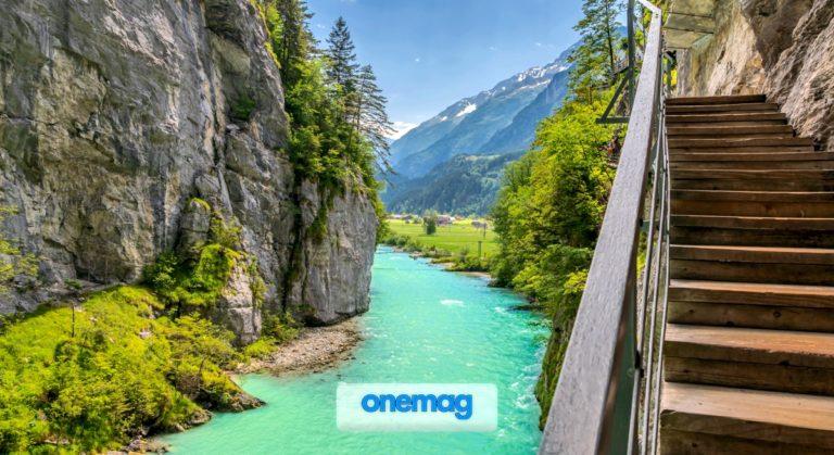 Gole dell'Aare, viaggio nel fiume del Canton Berna