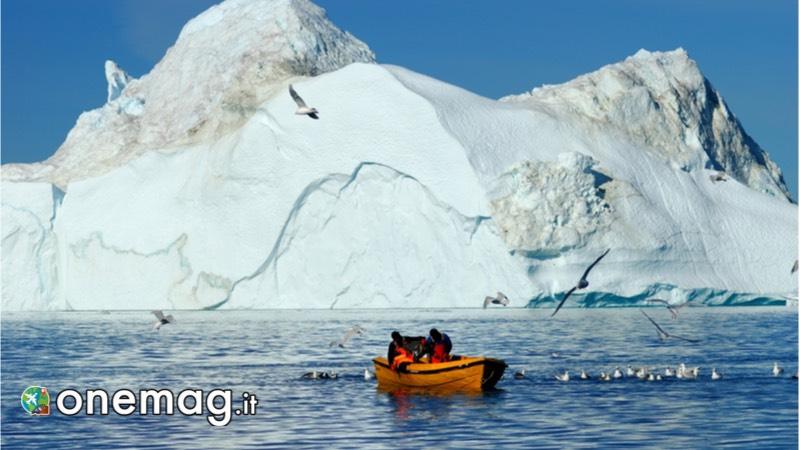 Groenlandia, Ilulissat Kangerlua