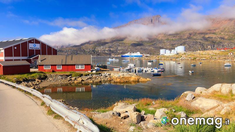 Groenlandia, Isola di Disko