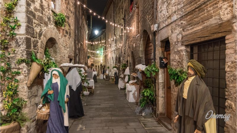 La festa dell'Immacolata in Umbria