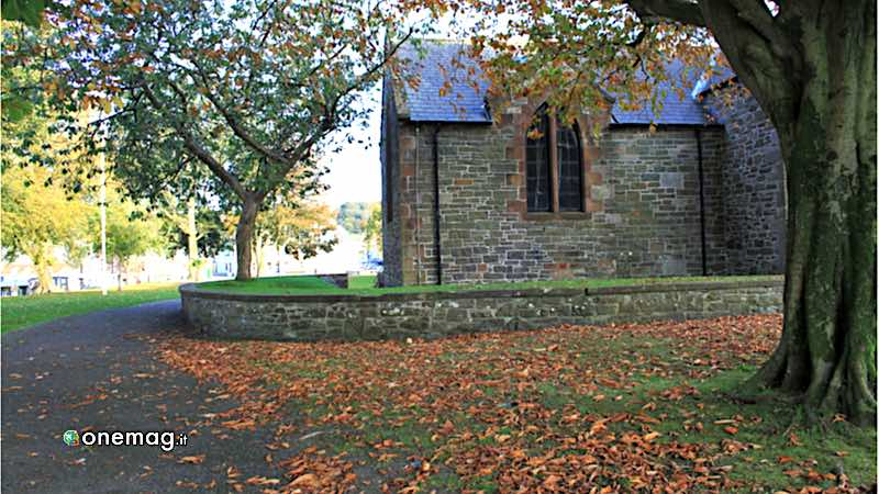 Kirkcudbright in autunno