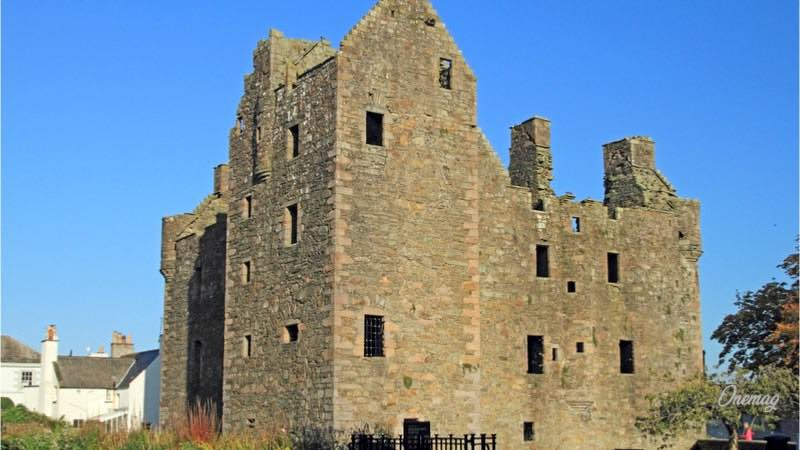 Cosa vedere a Kirkcudbright