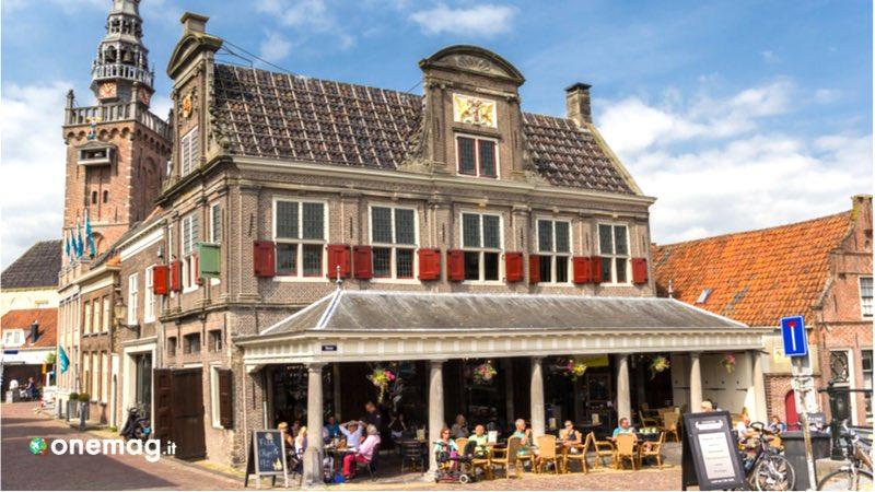 Monnickendam, edificio
