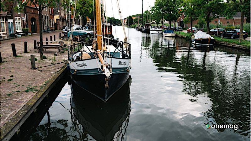Il canale a Monnickendam