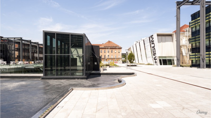 Museo di Arte Moderna a Lubiana