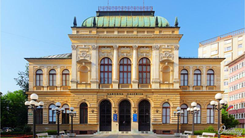 Museo Nazionale della Slovenia a Lubiana