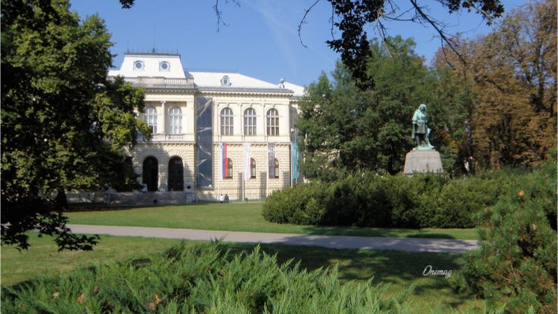 Museo sloveno di storia naturale a Lubiana